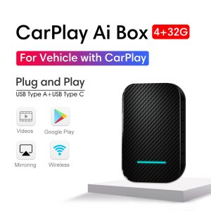 Universal Multimedia Smart Android Box for Vehicles with OEM Factory CarPlay_a