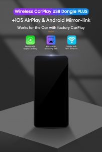 Wireless CarPlay USB Dongle Plus Wireless Android Mirror-Link and ios AirPlay_a