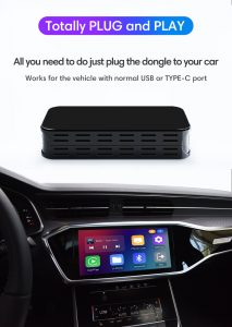 Wireless CarPlay USB Dongle Plus Wireless Android Mirror-Link and ios AirPlay_b
