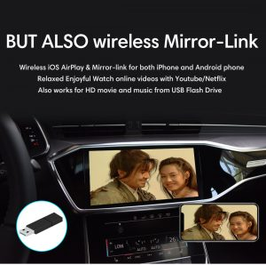 Wireless CarPlay USB Dongle Plus Wireless Android Mirror-Link and ios AirPlay_e