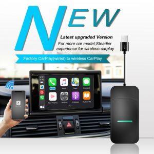 Wireless CarPlay USB Dongle For Factory CarPlay_A