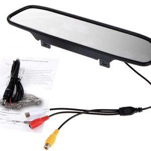 Mirror Mounted Wired Reversing Camera