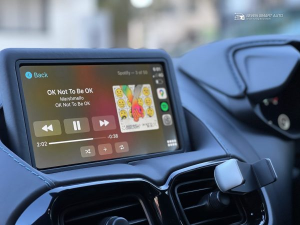 Aston Martin Wireless Carplay